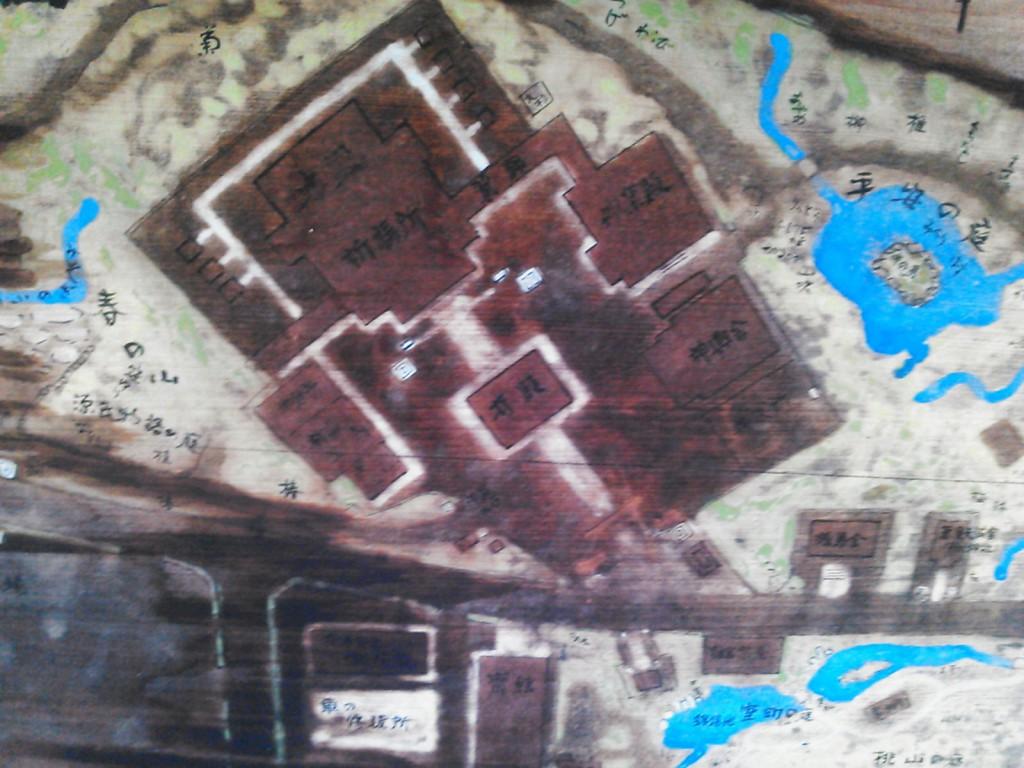 城南宮全体図