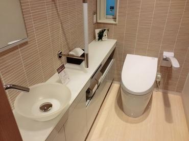 豪華なトイレは運を上げてくれます!