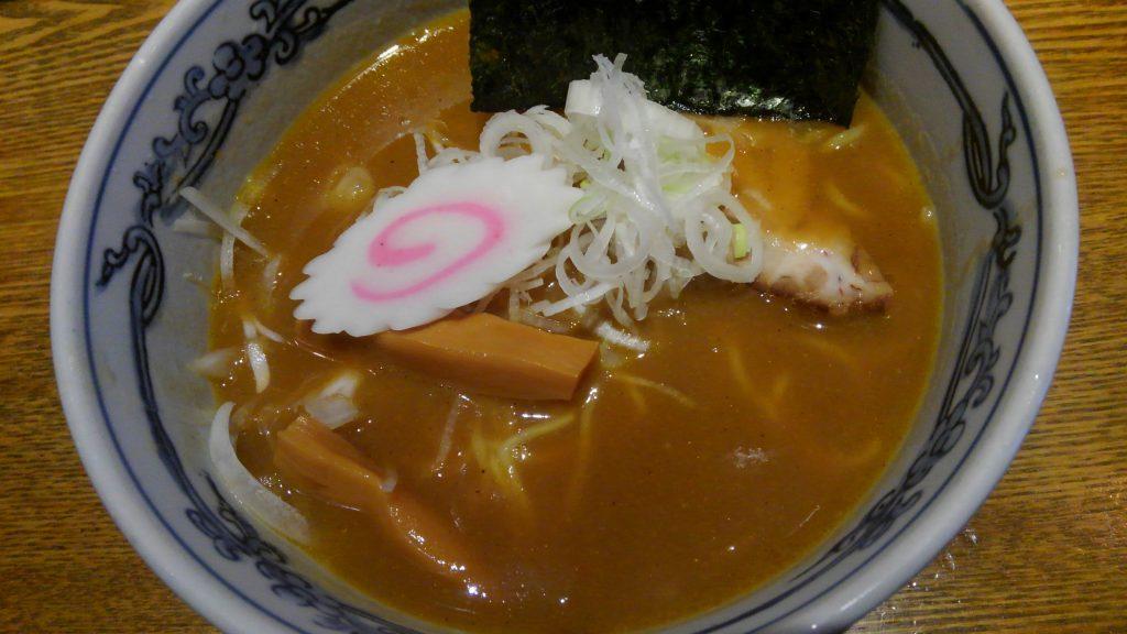 岐阜のラーメン屋!麺や六三六 岐阜店