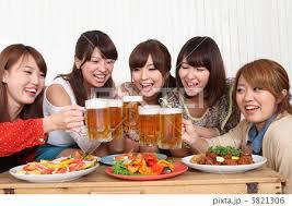 楽しい飲み会や忘年会。 自分自身がぶれない様に注意しよう!