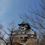 岐阜圏犬山市にある犬山城。 犬山城は風水的パワースポットとしてエネルギーの高い場所として風水師に知られています。